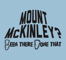 Mount McKinley Mountain Climber by Location Tees
