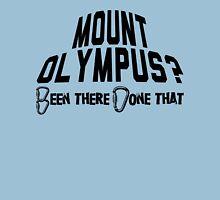 Mount Olympus Mountain Climber Unisex T-Shirt