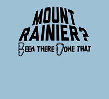 Mount Rainier Mountain Climber Unisex T-Shirt