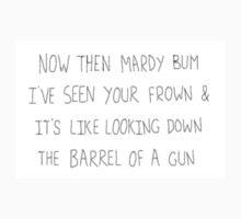 Mardy Bum by sprideaux