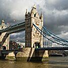 Tower Bridge - London by StephenRB