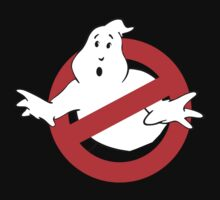 Ghostbusters logo by penguinua