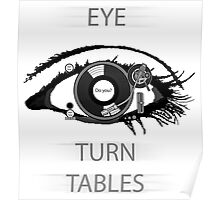 Eye TurnTables Poster