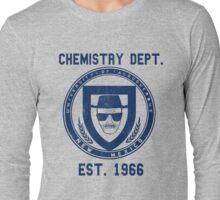 Albuquerque University Chemistry Dept. Long Sleeve T-Shirt