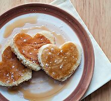 love pancakes.. by Michelle McMahon