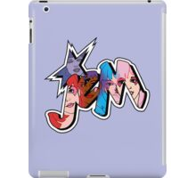 Jem and The Holograms - Logo #1 - Purple - Tablet & Phone Cases iPad Case/Skin