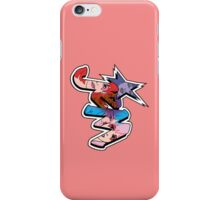 Jem and The Holograms - Logo #2 - Red - Phone Cases iPhone Case/Skin