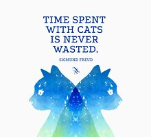 Cats Psychoanalysis Unisex T-Shirt