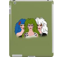 Jem and The Holograms -  The Misfits - Green - Tablet & Phone Cases iPad Case/Skin