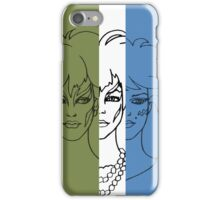 Jem and The Holograms - The Misfits Striped - Tablet & Phone Cases  iPhone Case/Skin