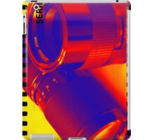 Photographic Lenses iPad Case/Skin