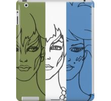 Jem and The Holograms - The Misfits Striped - Tablet & Phone Cases  iPad Case/Skin
