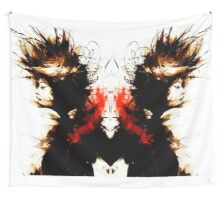Color - Back to Back Wall Tapestry