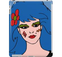 Jem and The Holograms - Stormer - Face - Tablet & Phone Cases iPad Case/Skin