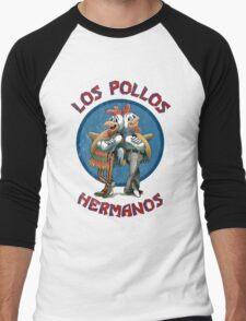 Los Pollos Hermanos Men's Baseball ¾ T-Shirt