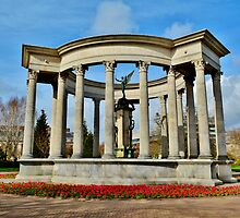 Welsh National War Memorial  by Paula J James