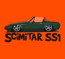 Reliant Scimitar SS1 Kids Tee