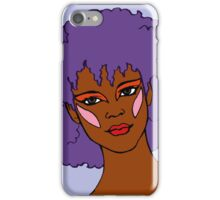 Jem and The Holograms - Shana #2 Face - Tablet & Phone Cases iPhone Case/Skin