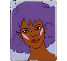Jem and The Holograms - Shana #2 Face - Tablet & Phone Cases iPad Case/Skin