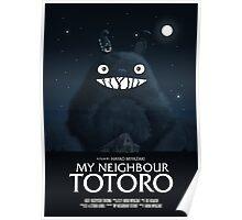 My Neighbour Totoro Poster