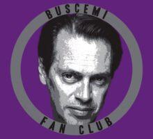 Steve Buscemi Fan Club by Kelsey Sneddon