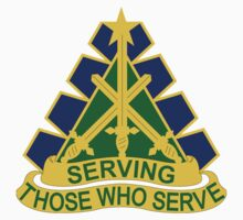 168th Military Police Battalion - Serving Those Who Serve by VeteranGraphics