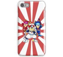 Samurai Pizza Cats - Table & Phone Cass iPhone Case/Skin