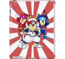 Samurai Pizza Cats - Table & Phone Cass iPad Case/Skin
