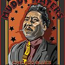 MUDDY WATERS  by Larry Butterworth