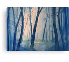 Nel bosco Canvas Print