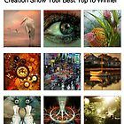 Creation Top 10 Winner by Bunny Clarke