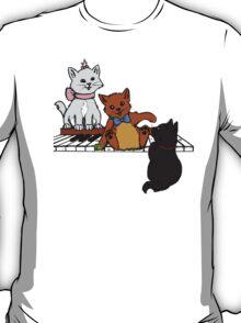 Piano paint T-Shirt