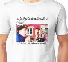 The Only Real Cure for Christmas Boredom T-Shirt