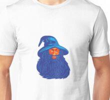 Norse God Odin Beard WPA Unisex T-Shirt