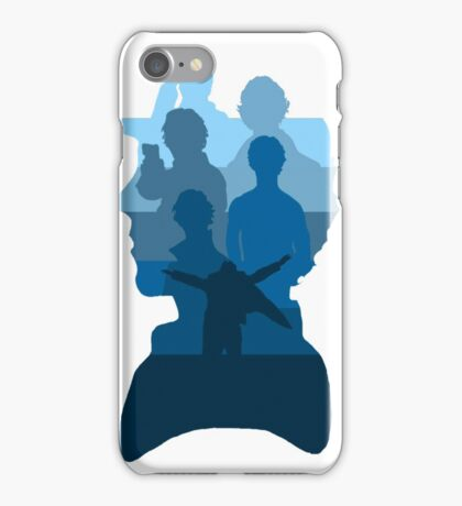 Sherlock ~  A Study to the Fall iPhone Case/Skin