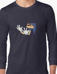Sanic Long Sleeve T-Shirt