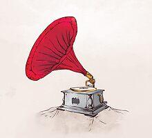 Phonograph by randoms