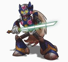 Zombie Zero (Megaman) by AVENUE Ltd