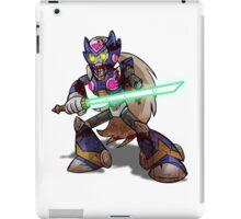 Zombie Zero (Megaman) iPad Case/Skin