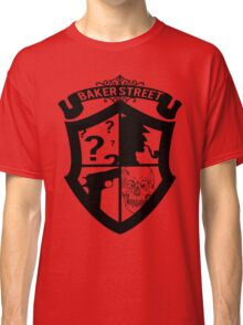 Baker Street Black Classic T-Shirt
