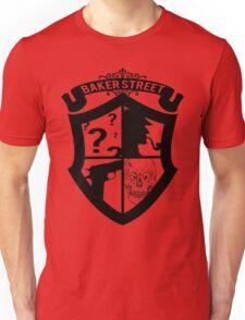 Baker Street Black Unisex T-Shirt