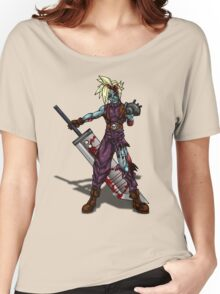 Zombie Cloud (Final Fantasy VII) Women's Relaxed Fit T-Shirt