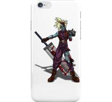 Zombie Cloud (Final Fantasy VII) iPhone Case/Skin