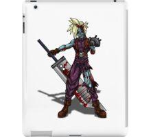 Zombie Cloud (Final Fantasy VII) iPad Case/Skin