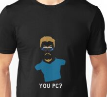 You PC Bro?  Southpark PC Principal (on black) Unisex T-Shirt