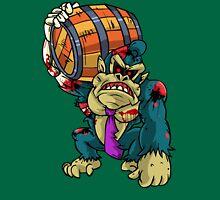 Zombie Donkey Kong Unisex T-Shirt