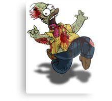 Zombie Homer (The Simpsons) Metal Print