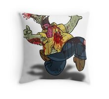 Zombie Homer (The Simpsons) Throw Pillow