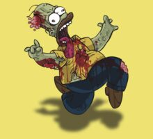 Zombie Homer (The Simpsons) by AVENUE Ltd