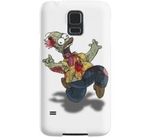Zombie Homer (The Simpsons) Samsung Galaxy Case/Skin